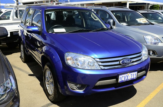 Used Ford Escape, Victoria Park, 2008 Ford Escape ZD Wagon