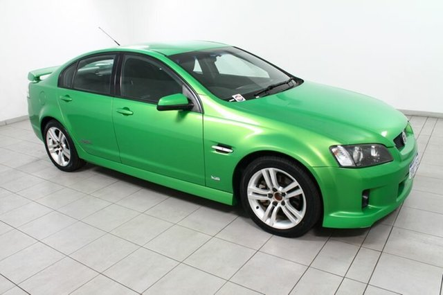 Used Holden Commodore SS, Victoria Park, 2008 Holden Commodore SS Sedan