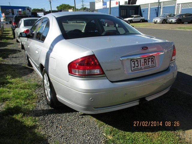 Used Ford Fairmont (LPG), Moorooka, 2006 Ford Fairmont (LPG) BF Sedan