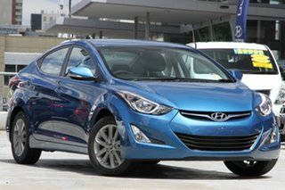 Discounted Used Hyundai Elantra Elite, Windsor, 2013 Hyundai Elantra Elite MD3 Sedan