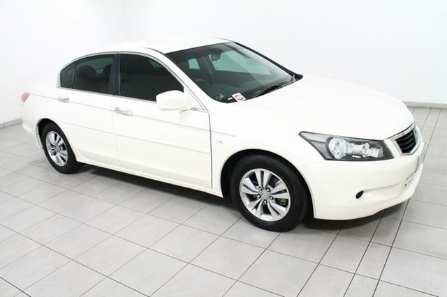 Used Honda Accord VTI, Victoria Park, 2009 Honda Accord VTI 8th Gen Sedan