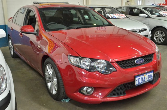 Used Ford Falcon XR6, Victoria Park, 2009 Ford Falcon XR6 FG Sedan
