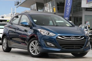 Discounted Used Hyundai I30 Trophy, Windsor, 2013 Hyundai I30 Trophy GD2 MY14 Hatchback