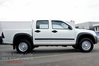 Used Isuzu D-MAX SX High Ride, 2011 Isuzu D-MAX SX High Ride MY11 Dual Cab Utility
