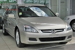 Used Honda Accord VTI-L, 2007 Honda Accord VTI-L MY07 Sedan