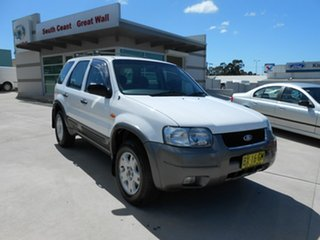 Used Ford Escape XLT, Nowra, 2005 Ford Escape XLT ZB Wagon