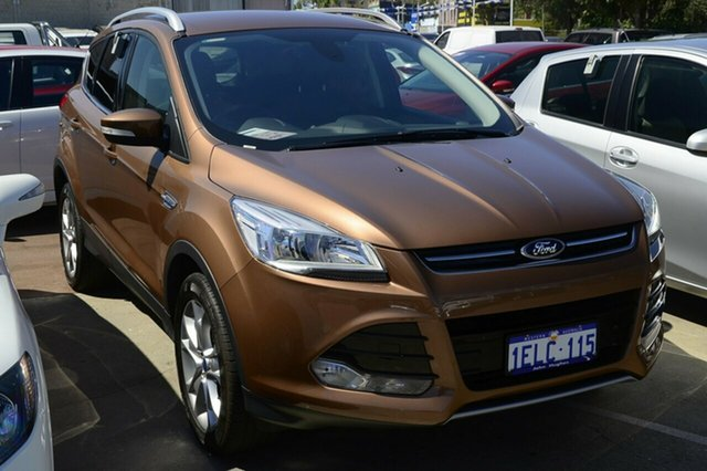 Used Ford Kuga Trend AWD, Bentley, 2013 Ford Kuga Trend AWD TF Wagon