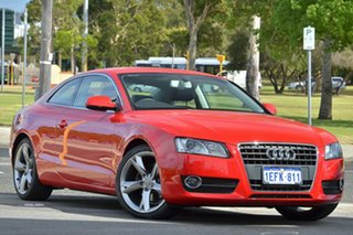 Used Audi A5 Multitronic, Victoria Park, 2011 Audi A5 Multitronic 8T MY12 Coupe.