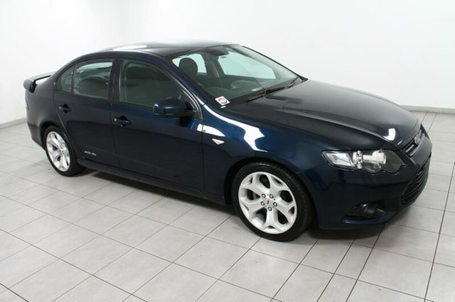 Used Ford Falcon XR6, Victoria Park, 2012 Ford Falcon XR6 Sedan