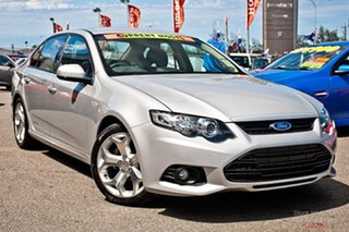 Used Ford Falcon XR6, 2012 Ford Falcon XR6 FG MkII Sedan