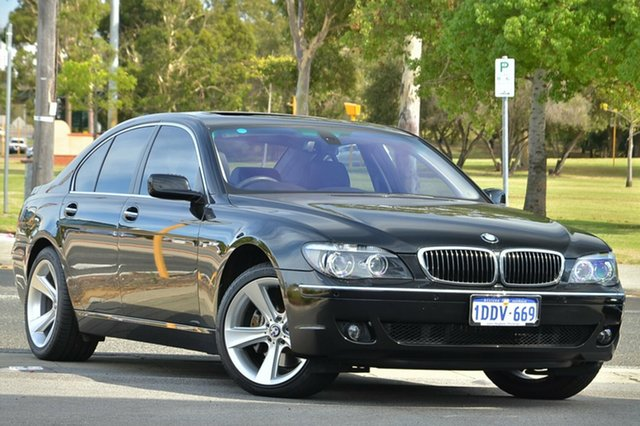 Used BMW 740I Steptronic, Victoria Park, 2006 BMW 740I Steptronic E65 Sedan