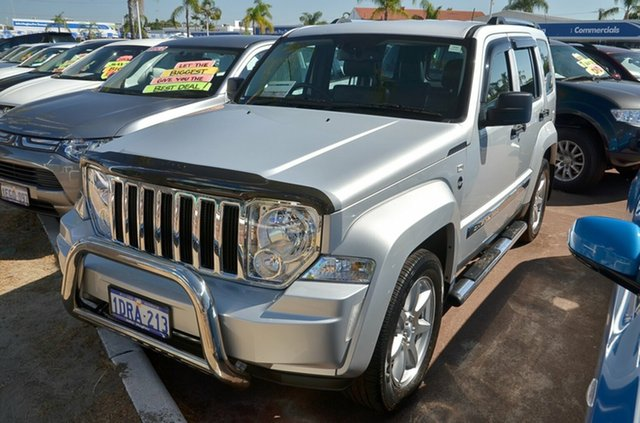 Used Jeep Cherokee Limited, Victoria Park, 2010 Jeep Cherokee Limited KK MY10 Wagon