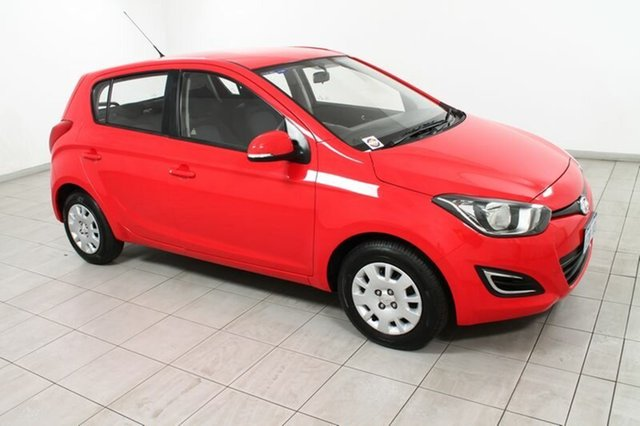 Used Hyundai i20 Active, Bentley, 2013 Hyundai i20 Active PB MY13 Hatchback