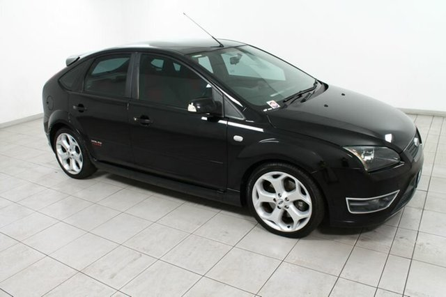 Used Ford Focus XR5 Turbo, Victoria Park, 2007 Ford Focus XR5 Turbo LT Hatchback