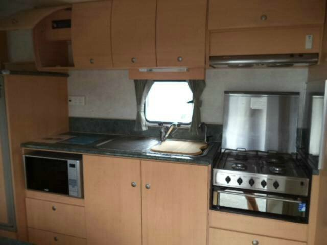 Used Compass NAUTALIS Caravan, Gympie, Compass NAUTALIS Caravan 19`6 Caravan