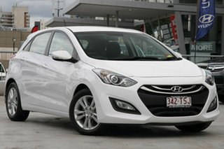 Discounted Demonstrator, Demo, Near New Hyundai I30 Elite, Windsor, 2013 Hyundai I30 Elite GD Hatchback