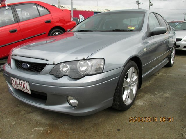 Used Ford Falcon XR6, Moorooka, 2003 Ford Falcon XR6 BA Sedan