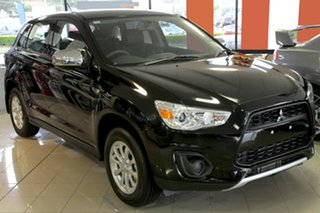 Discounted Demonstrator, Demo, Near New Mitsubishi ASX (4WD), Nundah, 2013 Mitsubishi ASX (4WD) XB MY14 Wagon