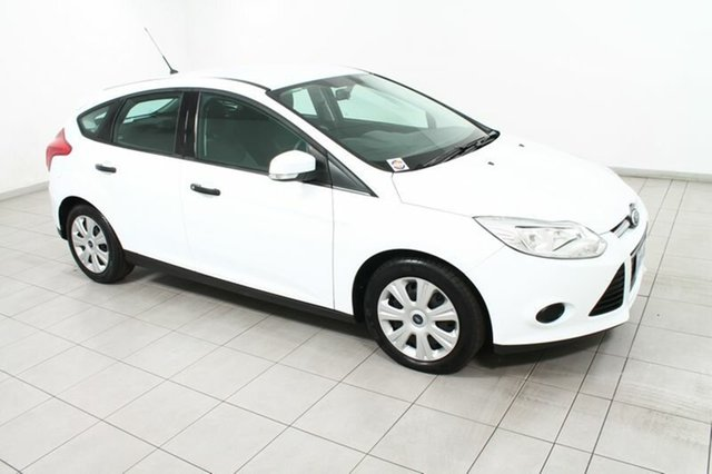 Used Ford Focus Ambiente PwrShift, Victoria Park, 2012 Ford Focus Ambiente PwrShift LW Hatchback