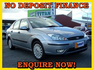 Used Ford Focus CL, Morayfield, 2004 Ford Focus CL LR Sedan