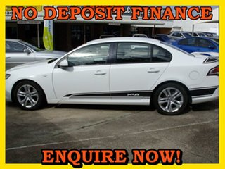 Discounted Used Ford Falcon XR6, Morayfield, 2011 Ford Falcon XR6 FG Upgrade Sedan