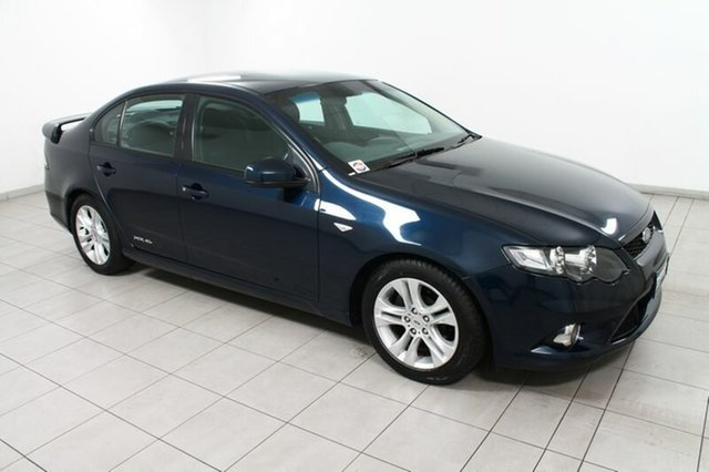 Used Ford Falcon XR6, Victoria Park, 2011 Ford Falcon XR6 FG Sedan