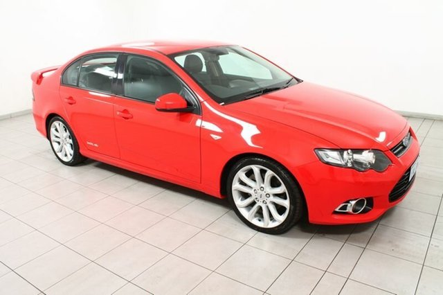 Used Ford Falcon XR6 Turbo, Bentley, 2013 Ford Falcon XR6 Turbo FG MkII Sedan