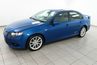 Used Ford Falcon XR6, Victoria Park, 2013 Ford Falcon XR6 FG MkII Sedan.