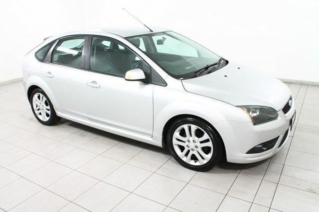 Used Ford Focus Zetec, Victoria Park, 2007 Ford Focus Zetec LT Hatchback
