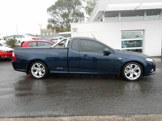 Used Ford Falcon XR6 Turbo Ute Super Cab, Nowra, 2012 Ford Falcon XR6 Turbo Ute Super Cab FG MkII Utility