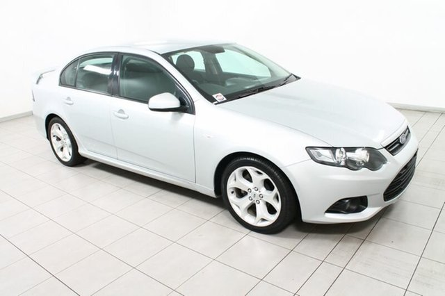Used Ford Falcon XR6, Victoria Park, 2012 Ford Falcon XR6 FG MkII Sedan