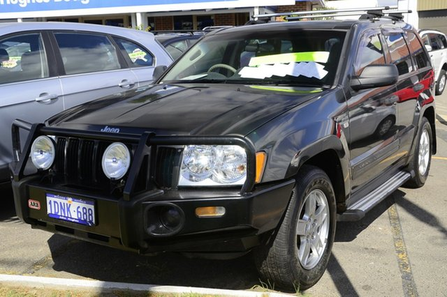 Used Jeep Grand Cherokee Laredo, Victoria Park, 2005 Jeep Grand Cherokee Laredo WH MY2006 Wagon