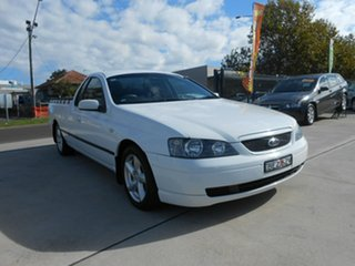 Used Ford Falcon XLS Ute Super Cab, Nowra, 2003 Ford Falcon XLS Ute Super Cab BA Utility