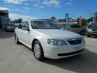 Used Ford Fairmont, Nowra, 2003 Ford Fairmont BA Sedan