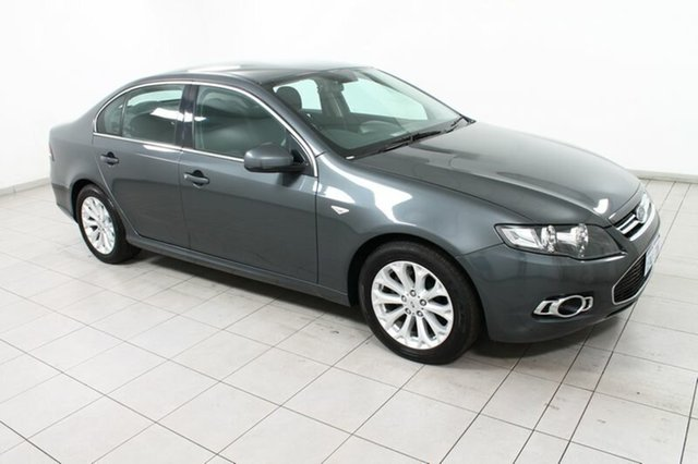 Used Ford Falcon G6 EcoLPi, Bentley, 2013 Ford Falcon G6 EcoLPi Sedan