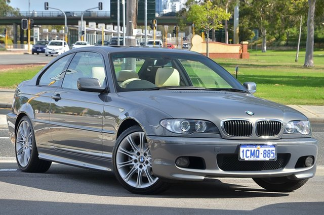 Used BMW 325CI Special Edition Steptronic, Victoria Park, 2006 BMW 325CI Special Edition Steptronic E46 MY05 Coupe