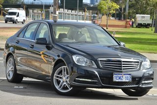 Used Mercedes-Benz C250 BlueEFFICIENCY 7G-TRONIC + Elegance, Victoria Park, 2011 Mercedes-Benz C250 BlueEFFICIENCY 7G-TRONIC + Elegance Sedan.
