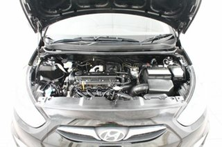 Used Hyundai Accent Elite, Victoria Park, 2012 Hyundai Accent Elite RB Sedan.