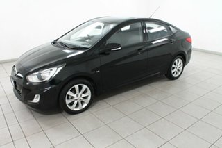 Used Hyundai Accent Elite, Victoria Park, 2012 Hyundai Accent Elite Sedan.
