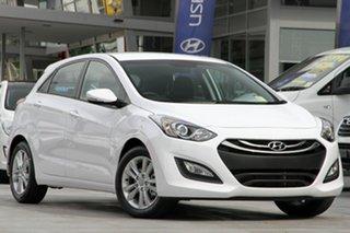 Discounted Demonstrator, Demo, Near New Hyundai i30 Trophy, Windsor, 2014 Hyundai i30 Trophy GD2 MY14 Hatchback