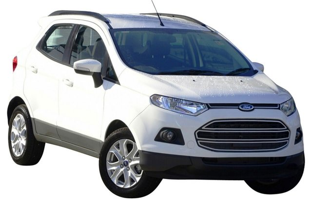 New Ford Ecosport Trend PwrShift, Coffs Harbour, 2017 Ford Ecosport Trend PwrShift Wagon