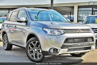 Discounted Used Mitsubishi Outlander PHEV, Nundah, 2014 Mitsubishi Outlander PHEV ZJ MY14.5 Wagon
