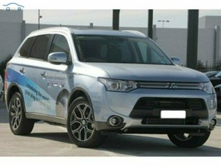 Discounted Used Mitsubishi Outlander PHEV Aspire, Nundah, 2014 Mitsubishi Outlander PHEV Aspire ZJ MY14.5 Wagon