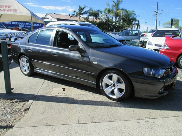 Used Ford Falcon XR6, Moorooka, 2007 Ford Falcon XR6 BF Mk II Sedan