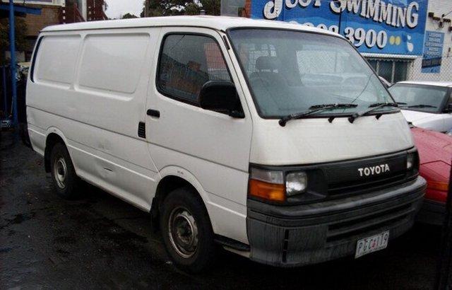 Used Toyota HiAce, Glen Waverley, 1997 Toyota HiAce Van