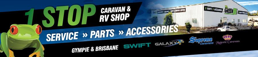 One Stop Caravan & RV Shop - Parts - Service - Accessories