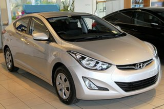 Discounted Demonstrator, Demo, Near New Hyundai Elantra Active, Windsor, 2014 Hyundai Elantra Active MD3 Sedan
