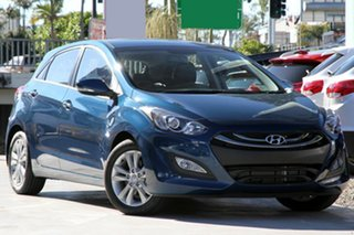 Discounted Demonstrator, Demo, Near New Hyundai i30 Trophy, Windsor, 2013 Hyundai i30 Trophy GD2 MY14 Hatchback