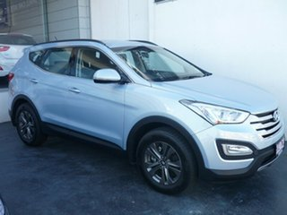 Demonstrator, Demo, Near New Hyundai Santa Fe Active, Townsville, 2014 Hyundai Santa Fe Active DM MY13 Wagon