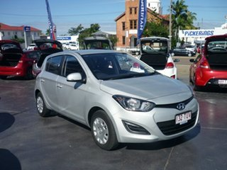Demonstrator, Demo, Near New Hyundai i20 Active, Townsville, 2014 Hyundai i20 Active